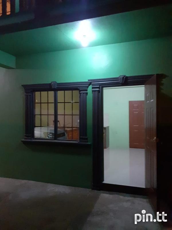 1 Bedroom Apartment Located Madras Road St Helena Piarco.-3