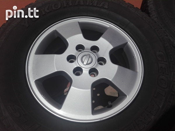16's rims and tyres-1