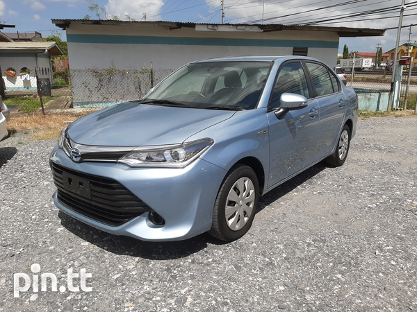 Toyota Axio, 2016, RO RO G Package-1