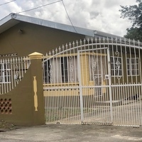 Sangre Grande 2 bedroom home
