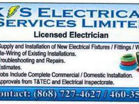 Electrical Installations, Maintenance and Services