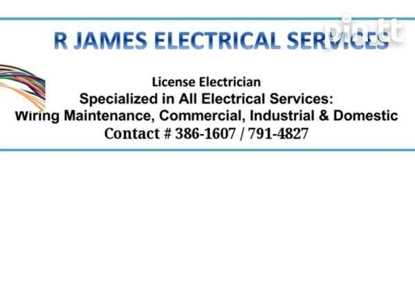 R.JAMES ELECTRICAL SERVICES-2