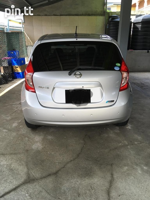 Nissan Note, 2013, PDS-2
