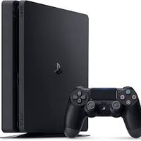 PS4 500gb with one controller