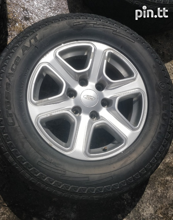 17 inch rims and tyres-2