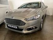 Ford Mondeo, 2016, PDS