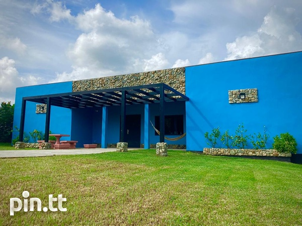 Two bedroom House Bacolet, Tobago-1