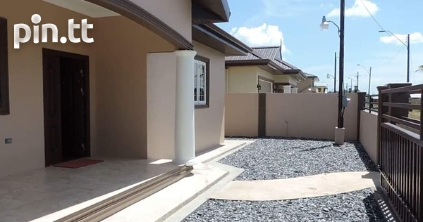 NEW 3 BEDROOM HOUSE CUNUPIA CASH BUY ONLY-1