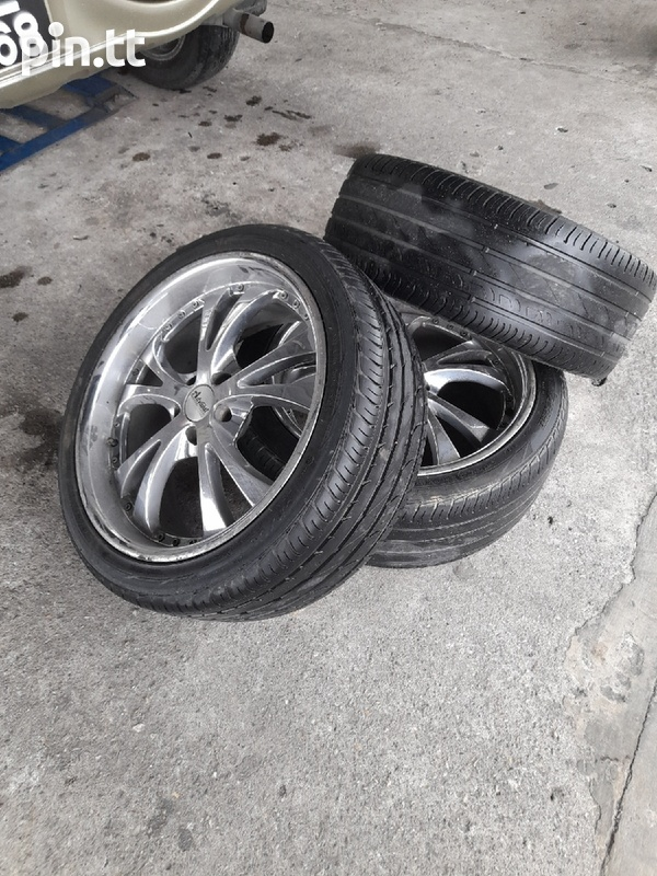 Rim and Tyres-3