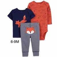 Baby Boy Long Pant Outfits