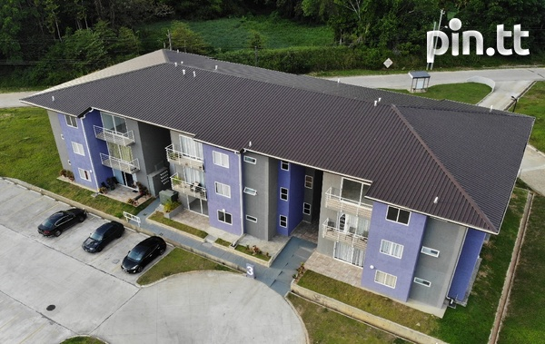 Arima unfurnished 3 bedroom apartment-1
