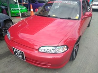 Honda Civic, 1995, PBF