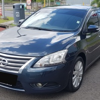 Nissan Sylphy, 2012, PDS