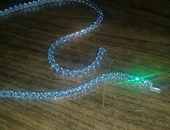 New Real Silver Tennis Chain Need Gone Today