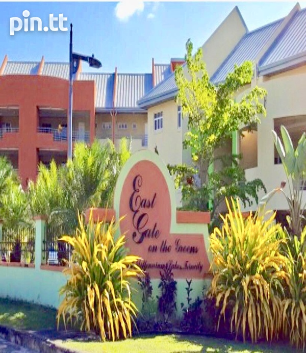 Apartment - East Gate on the Greens, Trincity-3