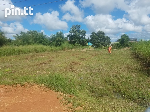 Cunupia Land Available-4