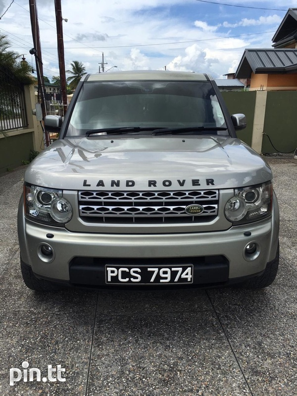 Land Rover Discovery, 2010, PCS-1