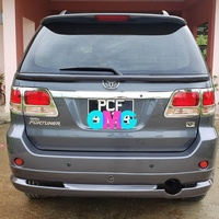 Toyota Fortuner, 2005, PCF