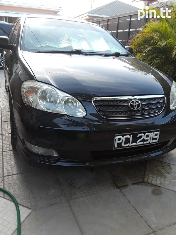Toyota Corolla, 2009, PCL-4