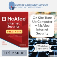 Tune Up your Pc/Laptop and one Yr. Antivirus
