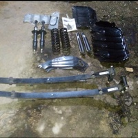 Ford Ranger t7 front and back suspension