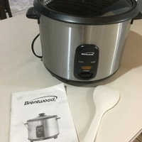 Brentwood Rice Cooker Newish