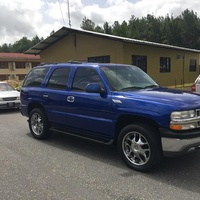 Chevrolet Other, 2003, PCL