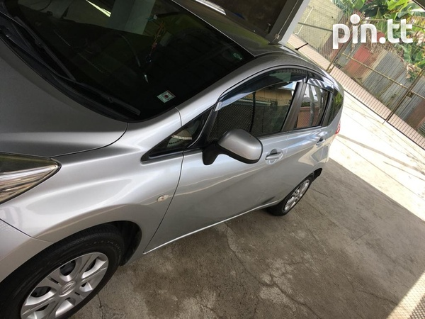 Nissan Note, 2013, PDS-4
