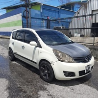 Nissan Note, 2011, PDL