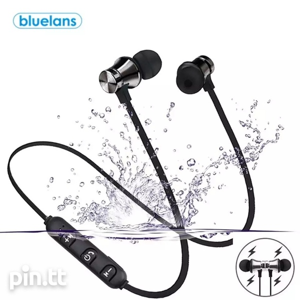 Brand New In Box Magnetiс Bluetooth 4.2 In-Ear Headphones Bluelans XT11-1