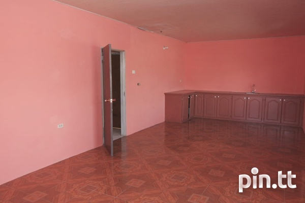 UPSTAIRS TWO BEDROOM APARTMENT IN CHAGUANAS-2