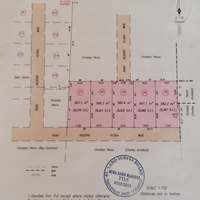 5 lots in the Glades IV,Chaguanas