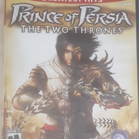 Prince of Persia The Two Thrones - PlayStation 2