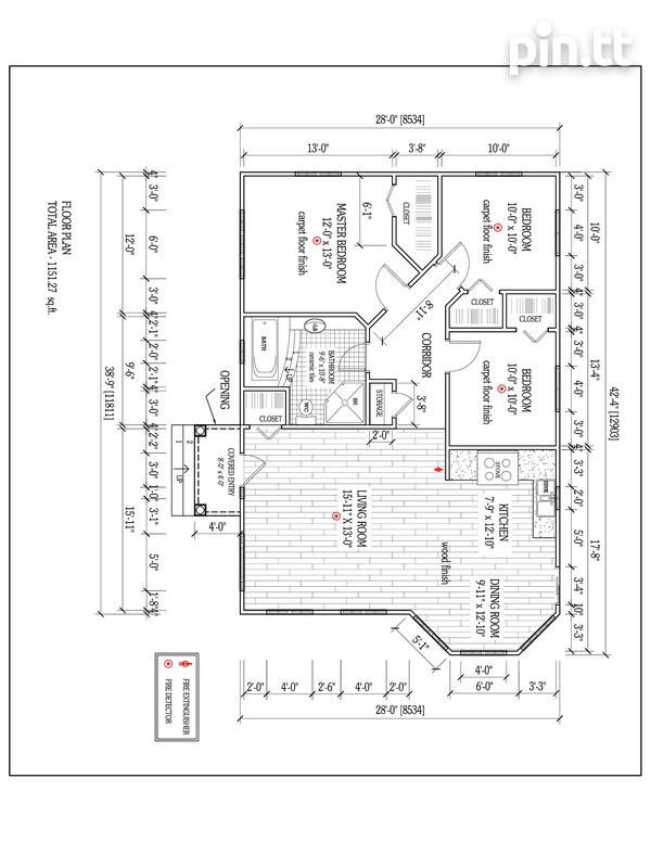 3 Bedroom home on payment plan-1