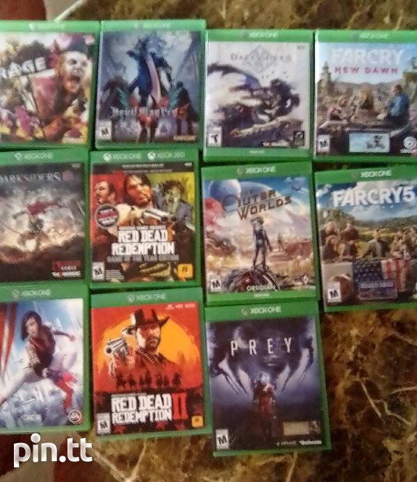 Xbox one games-1