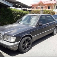 Mercedes Benz E-Class, 1986, unregistered