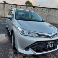 Toyota Axio, 2016, PDY