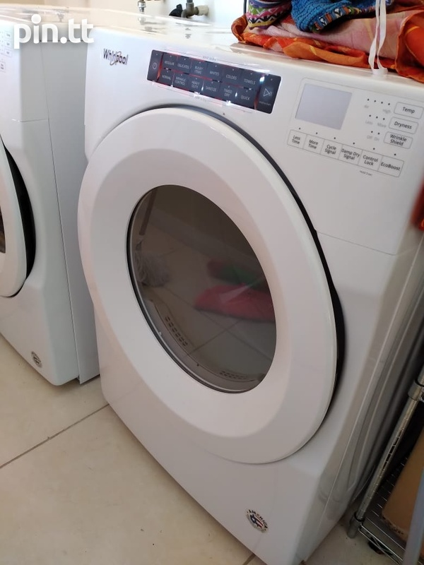 Whirlpool Washer and dryer-2