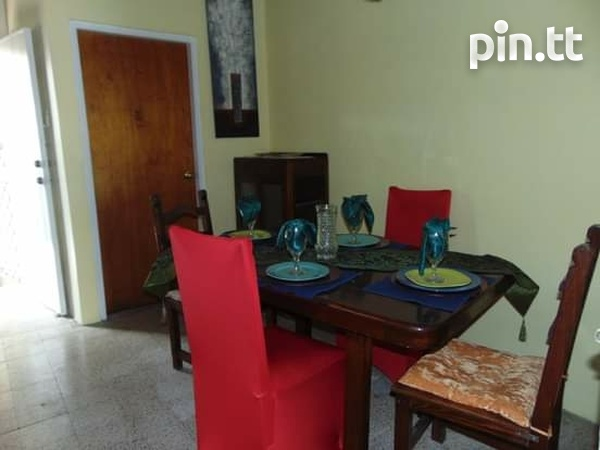 Woodbrook fully furnished 2 bedroom house-3