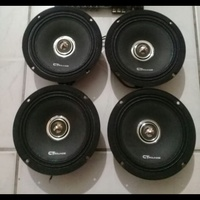 4 Loud speakers and crossover
