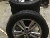 Original Tucson Rims And Tyres