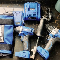Kobalt 24v Max Drill and Impact Driver