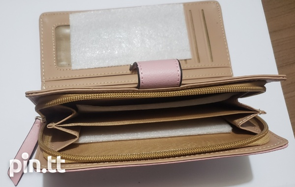 Hollow Leaf Wallet-3