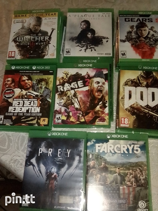 Xbox one games-2