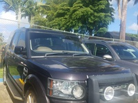 Land Rover Discovery, 2010, PCR