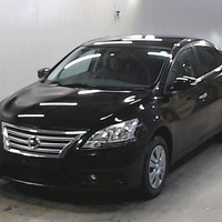 Nissan Sylphy, 2019, Roll on Roll off
