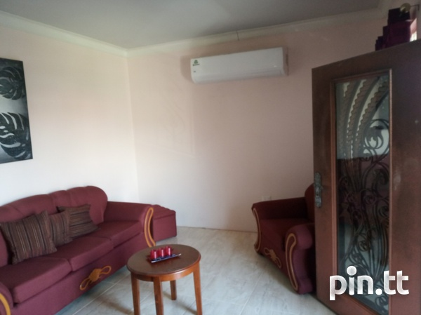 Furnished Two Bedroom Apartment, Lange Park Chaguanas-3