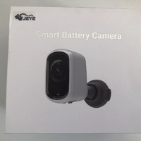 1080p Outdoor PIR Wire-Free Security WiFi Smart Battery Camera with AI