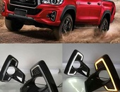 Toyota Hilux Rocco DRL Finisher