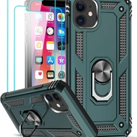 Iphone 11 case with Tempered glass